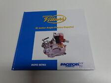 VILLIERS MOTOR IN SPANISH BOOK. (BOX 73)