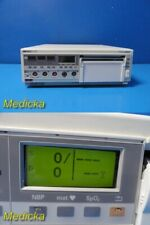 Hp M1350b Viridia Series 50xm Maternal Fetal Monitor Only Witho Leads 24634