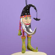 Patience Brewster Halloween – Mini Bat Moon Ornament 31033