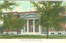 Des Moines Ia Nash Hall Des Moines College