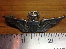 Vietnam Master Pilot Wings U.S. Army Vangaurd Sterling V21