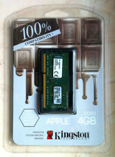 Kingston Apple Macbook iMAC RAM 4GB 1600MHz DDR3 1.35v PC3-12800 KTA-MB1600L/4G