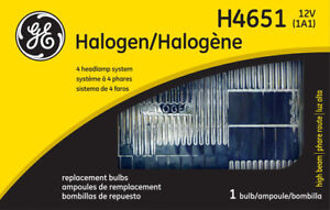 Headlight Bulb-Base GE Lighting H4651