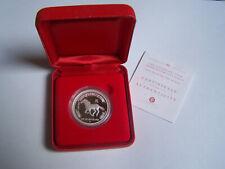 "Australien Lunar1 Horse ""Jahr des Pferdes"" 2002 PP Proof 0,5Oz Silber top!!!"