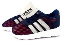 NEW Adidas Neo Lite Racer Baby First Steps Trainers Shoes Size UK3 Infant
