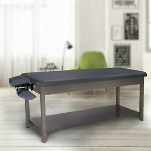 Master 76cm Bahama Stationary Massage Table Physical Therapy Table, Royal Blue