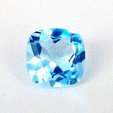 TOP TOPAZ  : 4,36 Ct Natürlicher Blau Topas aus Brasilien