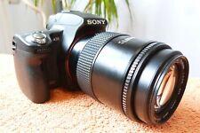 Sony Alpha A35 l 70x210mm Objektiv l XXL EXTRAS I DSLR Spiegelreflex Kamera 16MP