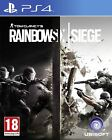 Tom Clancy's Rainbow Six Siege PS4 New and Sealed