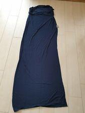 Hüttenschlafsack Coolmax mit Kopfteil