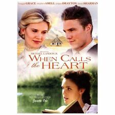 When Calls the Heart (DVD, 2013)...NEW...FREE SHIPPING !!!