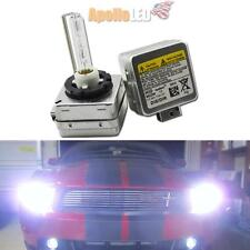 2pcs 6000K White D1S/D1R HID Xenon Head Light Replace Bulbs Audi Chevrolet #X1
