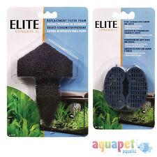 Hagen Elite Stingray 5, 10, 15 Filter Media Foam Zeo Carbon Cartridges