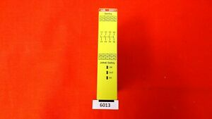 ABB Sentry BSR11 Sicherheitsrelais  24VDC - 2TLA010040R0200