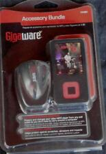Gigaware Accessory Bundle, for Gigaware 4GB Video MP3 Player  BRAND NEW PACKAGE