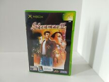 Shenmue 2 Xbox incl. DVD Shenmue The Movie PAL UKV Good Condition