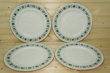 Royal Doulton Tapestry (4) Dinner Plates 10 5/8""