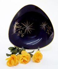 Weimarer Porzellan Schale 25 cm Echt Weimar Kobalt Hawai 581 / 65