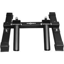 T-Bar Row Langhanteltrainer 2fach | Rückentrainer Langhantel Rudern Station