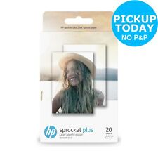 HP 2LY72A Sprocket Plus 5.8 X 8.7 Cm Glossy Photo Paper - 20 Sheets2ly72a Sprock
