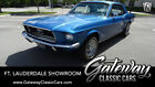 1968 Ford Mustang  Blue 1968 Ford Mustang  289 CID V8 3 Speed Automatic Available Now!