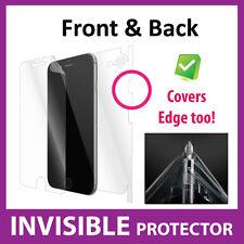IPhone PLUS 7 PROTEGGI SCHERMO ANTERIORE E POSTERIORE bordo a bordo COPERTURA INVISIBILE Pelle
