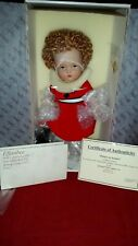 "Tonner Doll Patsy As Annie 13"" Doll, Convention May 2004 Nrfb Ltd 400 world wide"