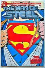 Man of Steel #  1 (NM) OPG $10