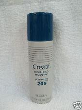 Original REDKEN CREATIF High Hold Hair Spray ~ Hold factor 20S ~ 2 fl oz!