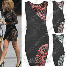 Lace Short/Mini Stretch, Bodycon Floral Dresses for Women