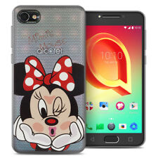 Coque Housse Silicone TPU Ultra-Fine Minnie Mouse pour Alcatel A5 LED 5.2""