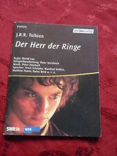 Der Herr der Ringe Hörspiel 9 Kassetten MC J.R.R. Tolkien GUTER ZUSTAND