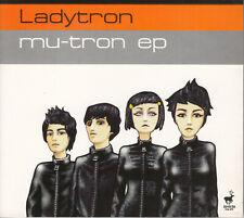 Ladytron - Mu-tron EP CD 2000 Digipak Electronic Electro