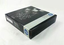 JURATEK PAIR OF FRONT BRAKE DISCS FOR SEAT ALHAMBRA MPV 1.4 TSI