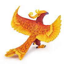 Papo 36013 Phoenix Mythical Fantasy Fire Bird Model Toy Figure Gift - NIP