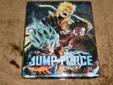 JUMP FORCE Steel book Only Geo limited Playstation 4 Japan