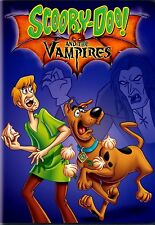 NEW DVD - SCOOBY DOO and the VAMPIRES - 3 FULL LENGTH VAMPIRE EPISODES -