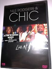 NEW Nile Rodgers & Chic - Live at Montreux 2004 DVD 2005 Sealed MUSIC
