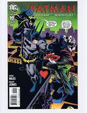 DC Comics, Batman: Gotham After Midnight #10, Apr 2009 - NM (Unread copy)