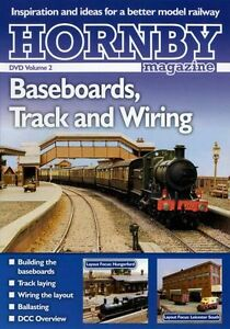 Hornby Magazine DVD Volume 2: Baseboards, Track and Wiring - (Railway Modelling)