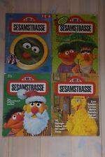 4 Hefte SESAMSTRASSE Nr.1/2, 5, 11 , 12 von 1973 / 1974