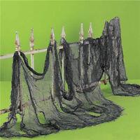 Halloween Gauze Cloth Door House Decor Gothic Props Party Decoration