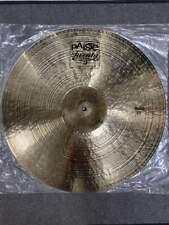 "Paiste 20"" Twenty Series Ride Cymbal  NEW"