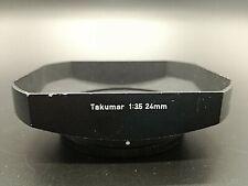 [ Excellent +++++ ] Pentax Metal Lens Hood For Takumar 24mm F/3.5 from JAPAN
