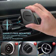 Spigen Kuel H12 Universal Magnetic Air Vent Car Mount Holder Stand Cradle Black