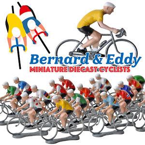 Cycling Model Die Cast Metal Cyclist Figure Lots of Designs Tour De France