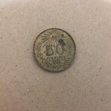 MEXICO 50 CENTAVOS 1935  KM 448  XF.