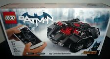 New LEGO SUPERHEROES BATMAN APP REMOTE CONTROLLED BATMOBILE 76112 Android Iphone