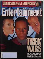 STAR TREK DEEP SPACE NINE January 1994 ENTERTAINMENT WEEKLY Magazine