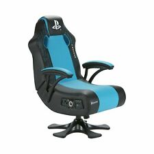 X-Rocker Legend Officially Licensed PlayStation Gaming Chair - Blue